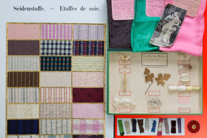 Material Matters – From Fibre to Fashion