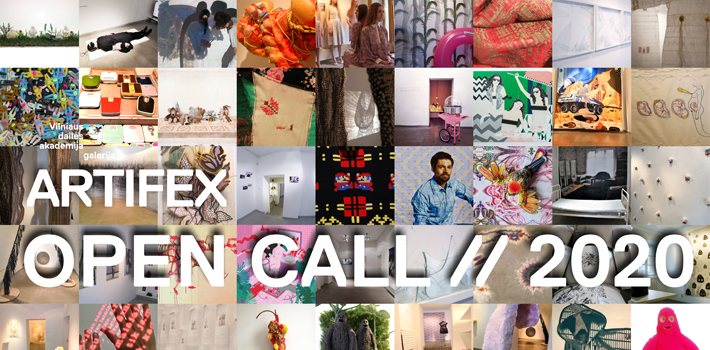 Open Call Gallery Artifex