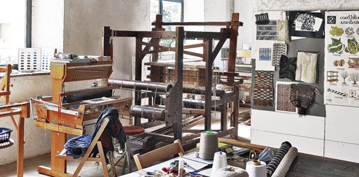 Weaving Courses, Residencies and Scholarships at Studio Aphorisma in Tuscany, IT